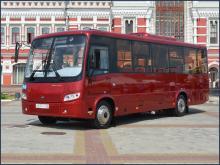 Автобус ПАЗ 320414-05 (городской) Вектор