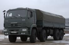 КАМАЗ 63501-6996-40