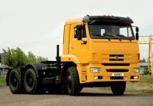 КАМАЗ 6460-26001-73