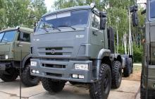 КАМАЗ 6560-3198-43